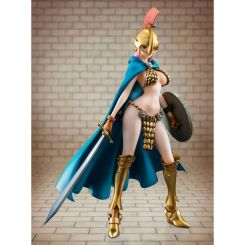 One Piece figurine 1/8 Excellent Model P.O.P. Sailing Again Gladiator Rebecca Megahouse