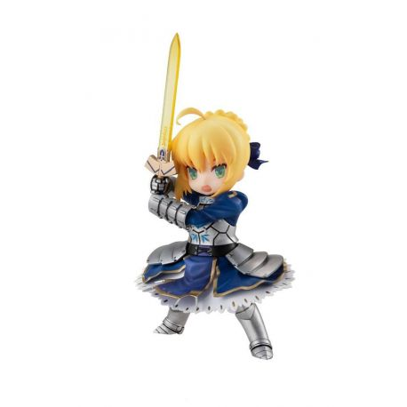 Fate/Grand Order figurine Desktop Army Saber / Artoria Pendragon Megahouse
