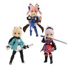 Fate/Grand Order assortiment figurines Desktop Army 8 cm Vol. 3 Megahouse