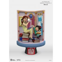 Ralph 2.0 diorama D-Stage Belle & Vanellope Beast Kingdom Toys