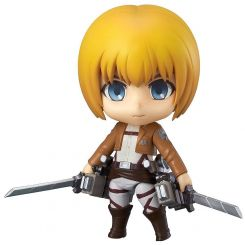 Attack on Titan figurine Nendoroid Armin Arlert Good Smile Company