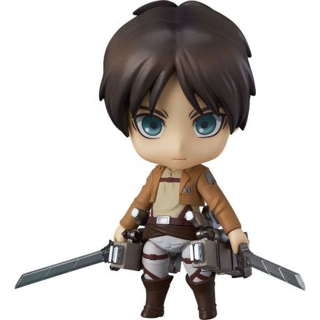 Attack on Titan Nendoroid figurine Eren Yeager Good Smile Company