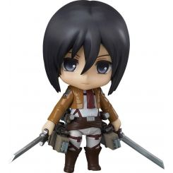 Attack on Titan figurine Nendoroid Mikasa Ackerman Good Smile Company