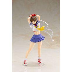 Street Fighter Bishoujo figurine 1/7 Sakura Round 2 Kotobukiya