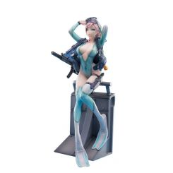 After-School Arena statuette 1/7 Frog Lady Aegir Damtoys