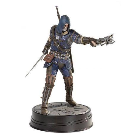 Witcher 3 Wild Hunt statuette Geralt Grandmaster Feline Dark Horse