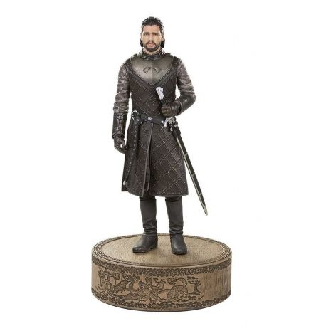 Game of Thrones statuette Jon Snow Dark Horse
