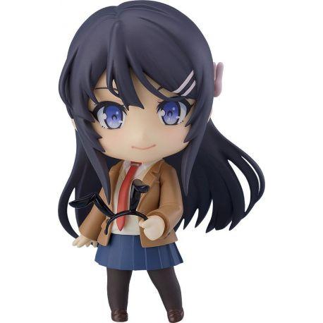 Rascal Does Not Dream of Bunny Girl Senpai figurine Nendoroid Mai Sakurajima Good Smile Company