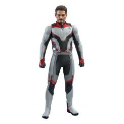 Avengers Endgame figurine Movie Masterpiece 1/6 Tony Stark (Team Suit) Hot Toys
