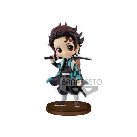 Demon Slayer Kimetsu no Yaiba figurine Q Posket Petit Tanjiro Kamado Vol. 2 Banpresto
