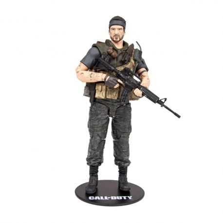 Call of Duty Black Ops 4 figurine Frank Woods McFarlane Toys