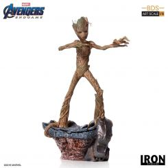 Avengers Endgame statuette BDS Art Scale 1/10 Groot Iron Studios