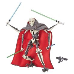 Star Wars Black Series figurine General Grievous Hasbro