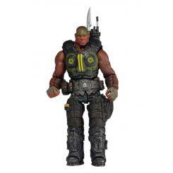 Gears of War série 2 figurine Augustus Cole Neca