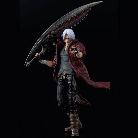Devil May Cry 5 figurine 1/12 Dante Deluxe Version Sentinel
