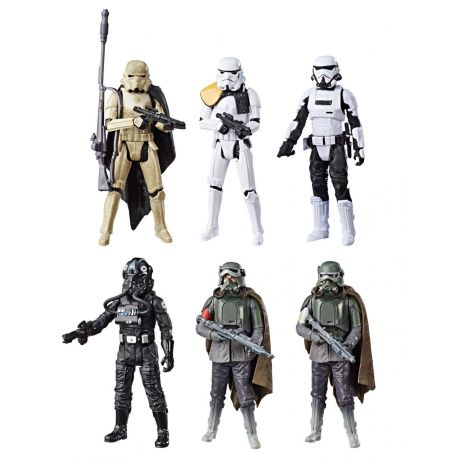 Star Wars Solo Force Link 2.0 pack figurines 2018 Exclusive Hasbro