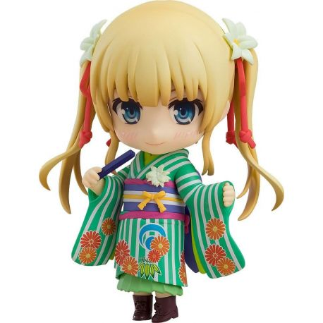 Saekano How to Raise a Boring Girlfriend figurine Nendoroid Eriri Spencer Sawamura Kimono Ver. Good Smile Company