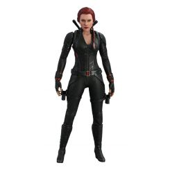 Avengers Endgame figurine Movie Masterpiece 1/6 Black Widow Hot Toys