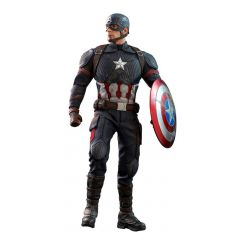 Avengers Endgame figurine Movie Masterpiece 1/6 Captain America Hot Toys