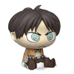 Attack on Titan tirelire Chibi Eren Plastoy
