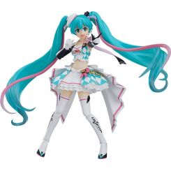 Hatsune Miku GT Project figurine Figma Racing Miku 2019 Ver. Good Smile Racing