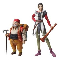 Dragon Quest XI Echoes of an Elusive Age figurines Bring Arts Sylvando & Rab Square Enix