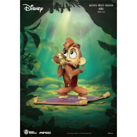 Disney Best Friends figurine Mini Egg Attack Abu Beast Kingdom Toys