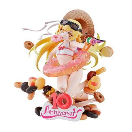 Bakemonogatari figurine Ichibansho Shinobu Oshino Bandai