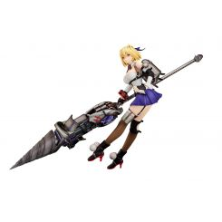 God Eater 3 figurine 1/7 Claire Victorious Plum