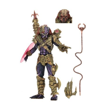 Predator figurine Ultimate Lasershot Predator Neca