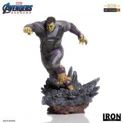Avengers Endgame statuette BDS Art Scale 1/10 Hulk Iron Studios