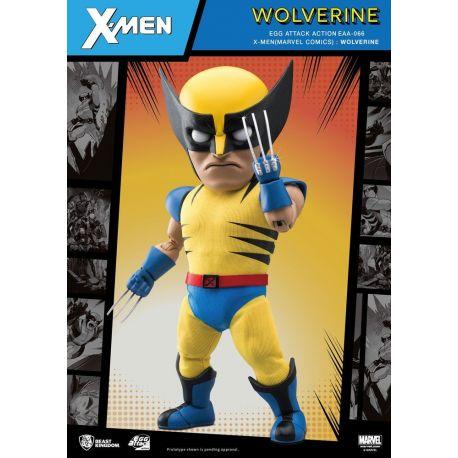 Marvel figurine Egg Attack Wolverine Beast Kingdom Toys
