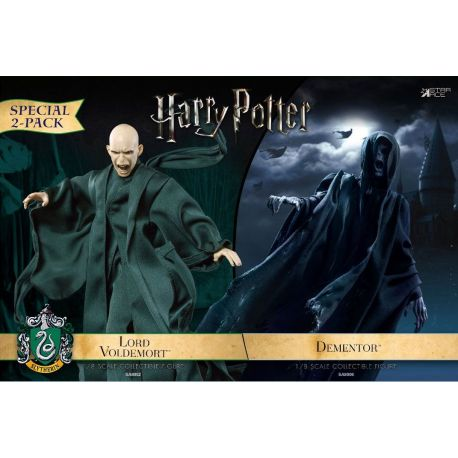 Harry Potter pack 2 figurines 1/8 Dementor & Voldemort Star Ace Toys