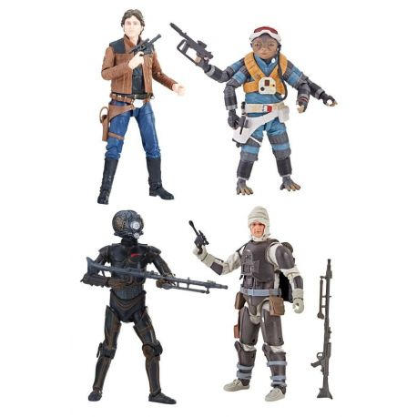 Star Wars Black Series 2018 Wave 6 assortiment figurines Hasbro
