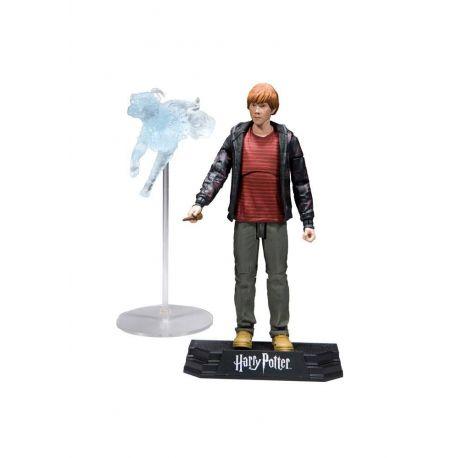 Harry Potter et les Reliques de la Mort 2ème partie figurine Ron Weasley McFarlane Toys