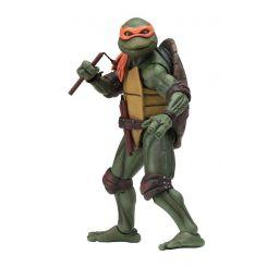 Les Tortues ninja figurine Michelangelo Neca
