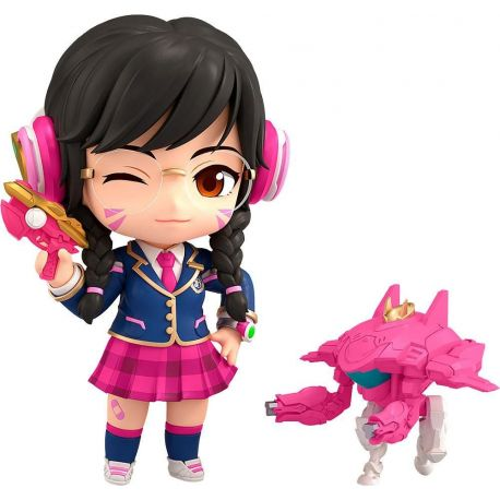 Overwatch figurine Nendoroid D.Va Academy Skin Edition Good Smile Company