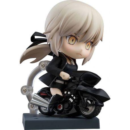Fate/Grand Order figurine Nendoroid Saber/Altria Pendragon Shinjuku Ver. & Cuirassier Noir Good Smile Company