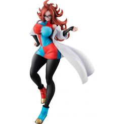 Dragonball Gals figurine Android 21 Megahouse