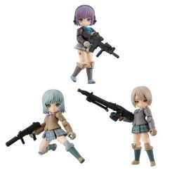 Little Armory assortiment figurines Desktop Army Vol. 1 Megahouse