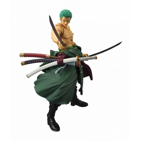 One Piece figurine Variable Action Heroes Roronoa Zoro Renewal Edition Megahouse