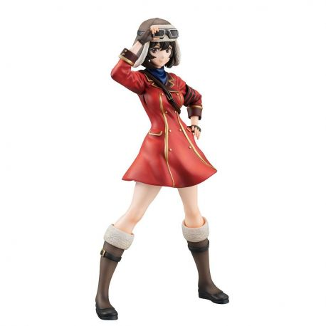 The Kotobuki Squadron in The Wilderness Gals figurine Kylie Megahouse