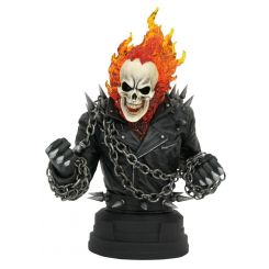 Marvel buste 1/6 Ghost Rider Gentle Giant
