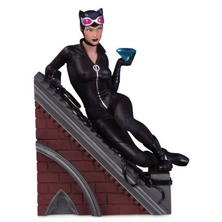 Batman-Villain statuette Catwoman (partie 1 sur 6) DC Collectibles