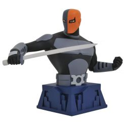 Batman The Animated Series buste Beware The Batman Deathstroke Diamond Select
