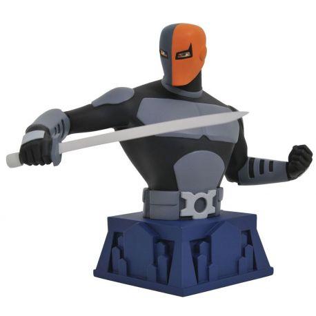 Batman The Animated Series buste Beware The Batman Deathstroke Diamond Select