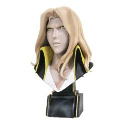 Castlevania Legends in 3D buste 1/2 Alucard Diamond Select