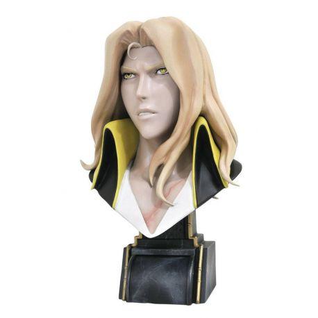 Castlevania Legends in 3D buste 1/2 Alucard Diamond Select