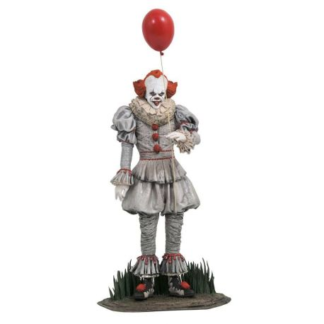 Ça Chapitre 2 Gallery diorama Pennywise Diamond Select