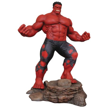 Marvel Gallery diorama Red Hulk Diamond Select